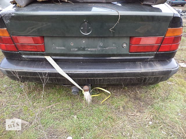 Б/у крышка багажника для седана BMW 525 Е34 1993- объявление о продаже  в Николаеве