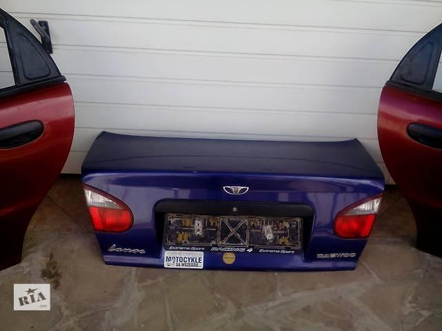 продам Б/у крышка багажника для седана Daewoo Lanos бу в Львове