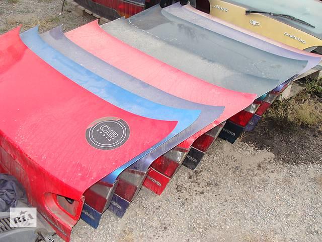 продам Б/у крышка багажника для седана Daewoo Lanos бу в Черкассах
