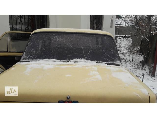 бу Б/у крышка багажника для седана ВАЗ 21011 в Харькове