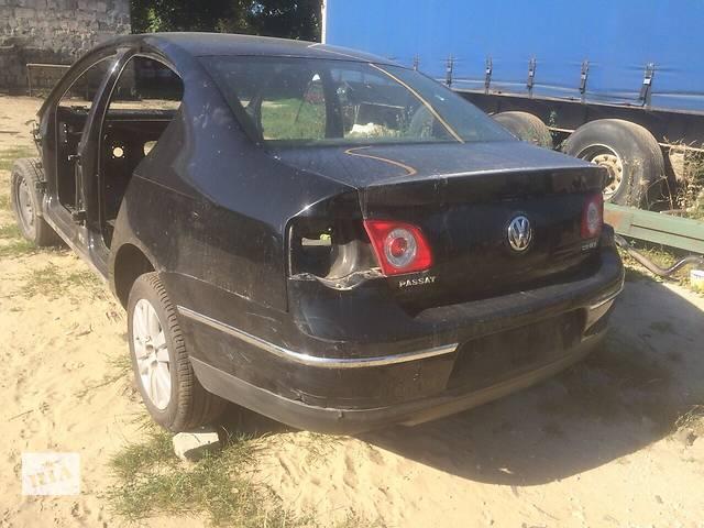 бу Б/у кришка багажника для седана Volkswagen Passat B6 в Львове