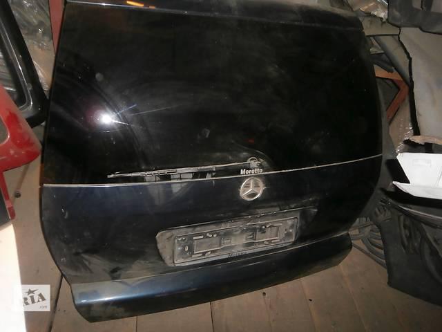 Б/у кришка багажника для легкового авто універсалу Mercedes 124- объявление о продаже  в Львове