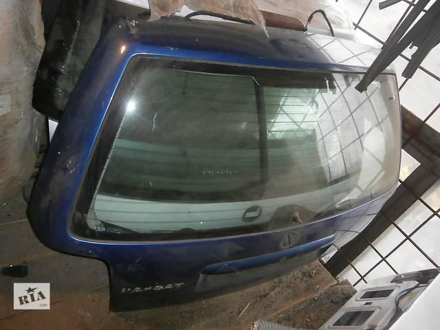 продам Б/у кришка багажника для легкового авто універсалу Volkswagen Passat B5 бу в Львове