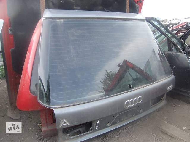 продам Б/у крышка багажника для универсала Audi A6 бу в Ровно