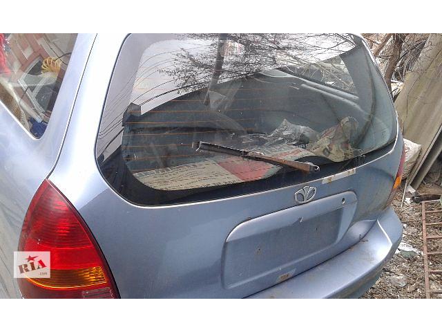 купить бу Б/у крышка багажника для универсала Daewoo Nubira 2003 в Киеве