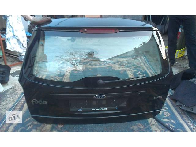 купить бу Б/у крышка багажника для универсала Ford Focus в Ковеле
