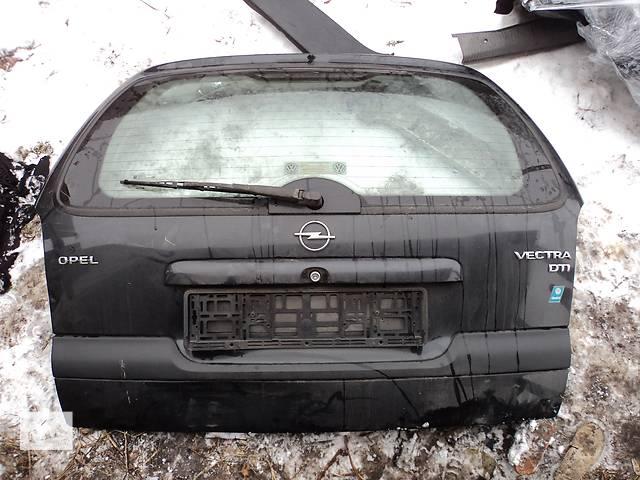 бу Б/у крышка багажника для универсала Opel Vectra B в Шацке