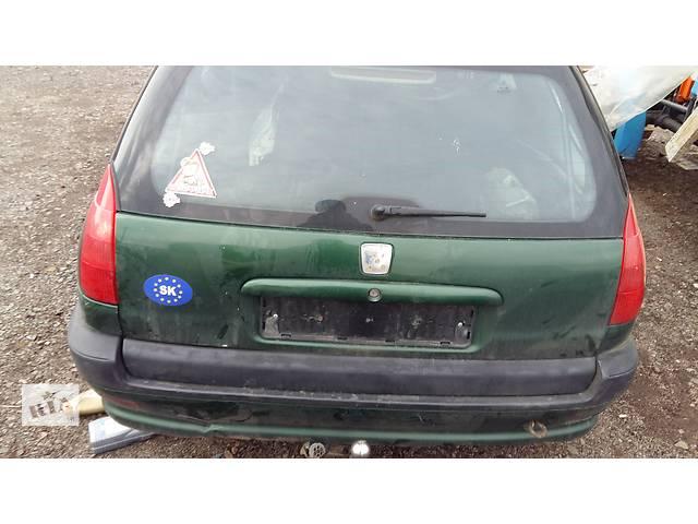 купить бу Б/у крышка багажника для универсала Peugeot 306 в Ровно