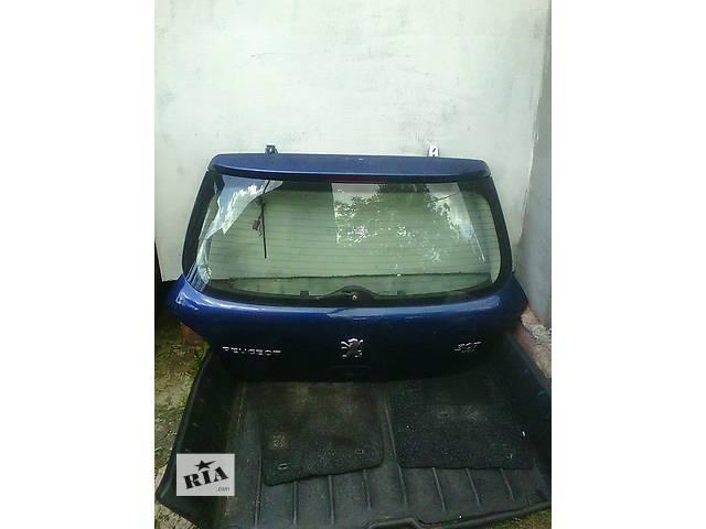 купить бу Б/у крышка багажника для универсала Peugeot 307 в Ковеле