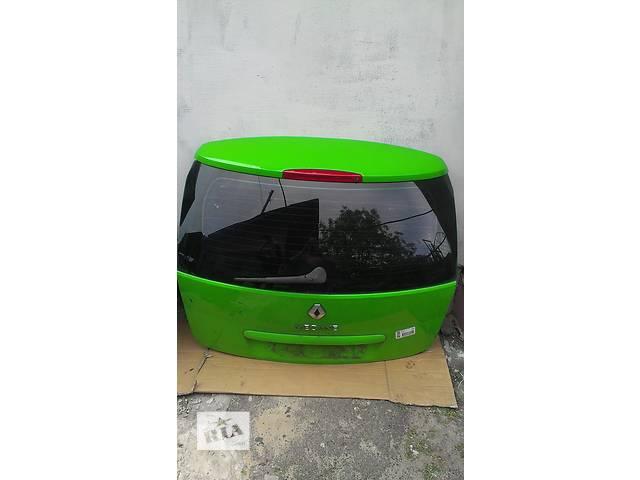 купить бу Б/у крышка багажника для универсала Renault Megane II 2 в Ковеле