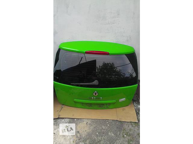 бу Б/у крышка багажника для универсала Renault Megane II в Ковеле