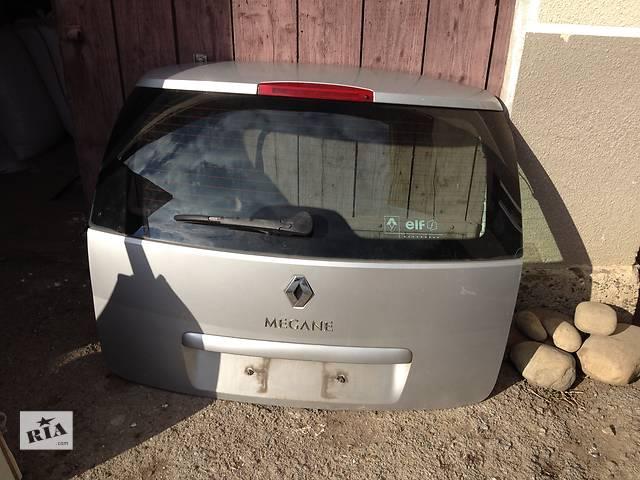 продам Б/у крышка багажника для универсала Renault Megane II бу в Бучаче