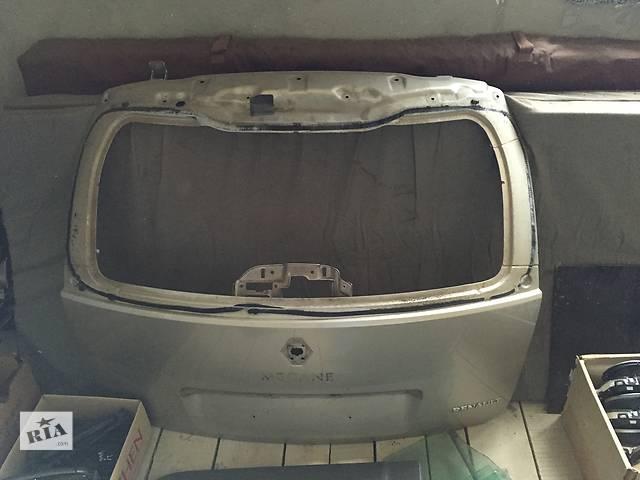 продам Б/у крышка багажника для универсала(рено меган 2) Renault Megane 2 бу в Ровно