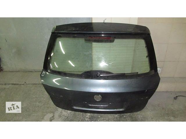купить бу Б/у крышка багажника для универсала Skoda Fabia в Львове