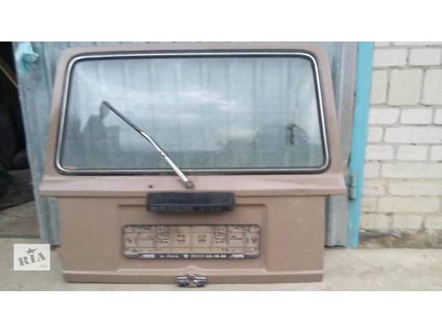 купить бу Б/у крышка багажника для универсала ВАЗ 2104 в Николаеве (Львовской обл.)
