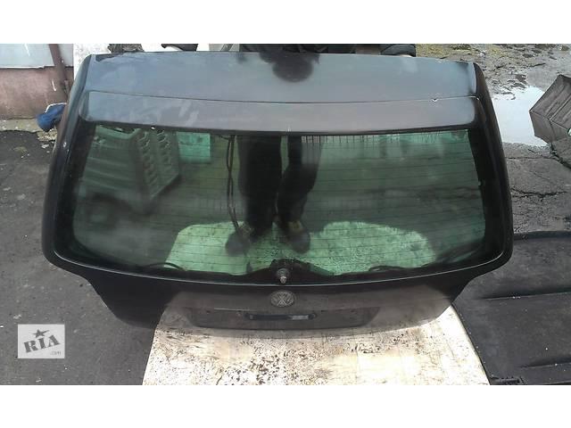 продам Б/у крышка багажника для универсала Volkswagen Passat B5 + бу в Ковеле