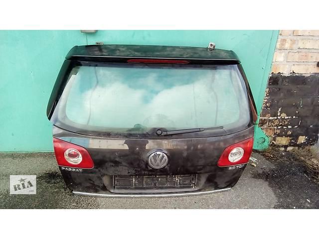 купить бу Б/у крышка багажника для универсала Volkswagen Passat B6 в Киеве