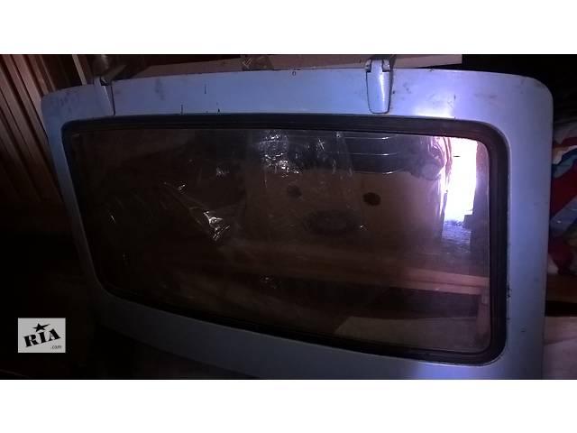 Б/у крышка багажника для универсала ИЖ 21251- объявление о продаже  в Стрые
