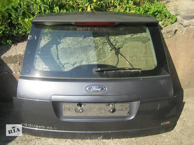 Б/у крышка багажника Ford C-Max- объявление о продаже  в Киеве