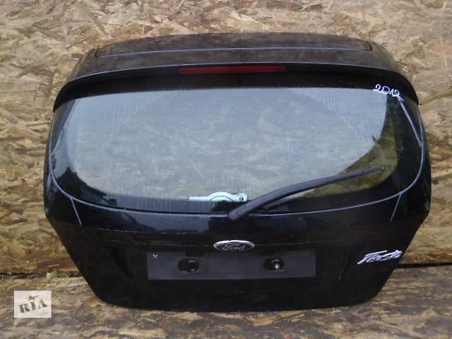 продам Б/у Крышка багажника Ford Fiesta бу в Киеве