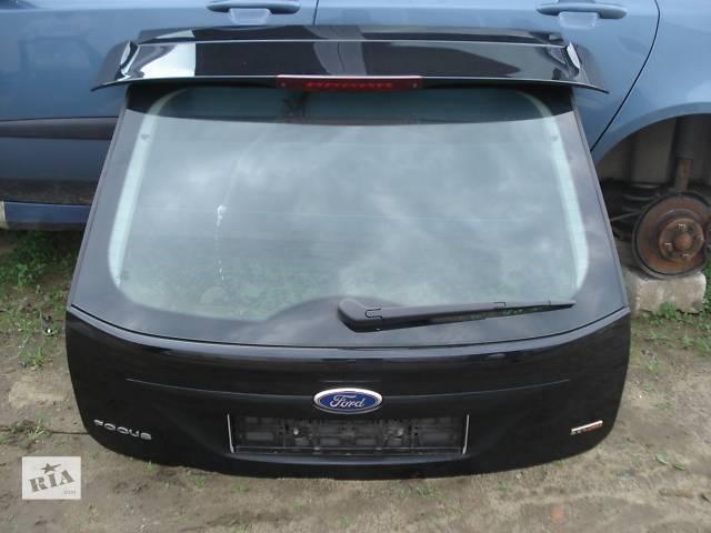 продам Б/у крышка багажника Ford Focus бу в Киеве