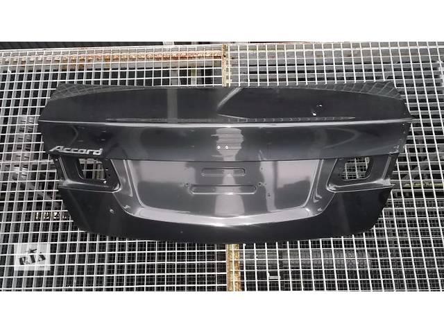 Б/у Крышка багажника Honda Accord 2009-2012- объявление о продаже  в Киеве