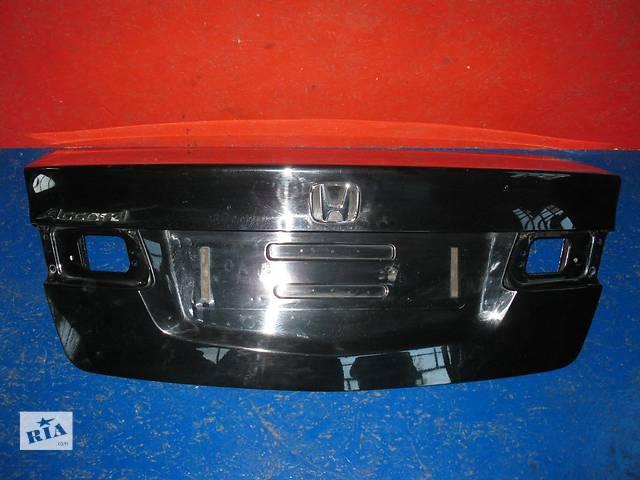 купить бу Б/у крышка багажника  Honda Accord в Киеве