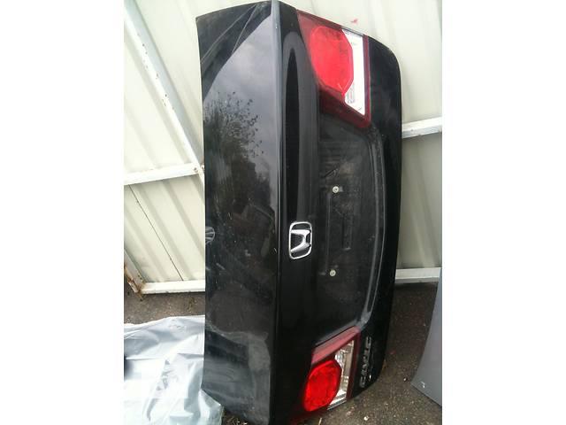 Б/у крышка багажника Honda Civic 4d- объявление о продаже  в Киеве