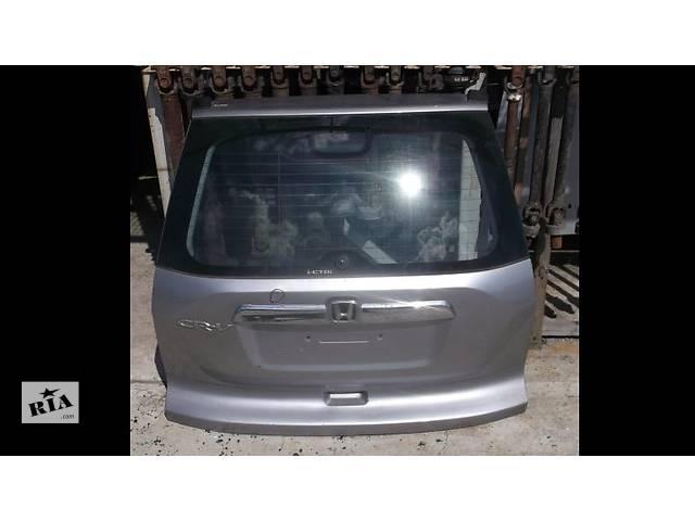 Б/у Крышка багажника Honda CR-V 2006-2011- объявление о продаже  в Киеве