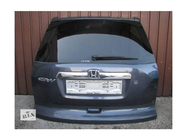 Б/у крышка багажника  Honda CR-V- объявление о продаже  в Киеве