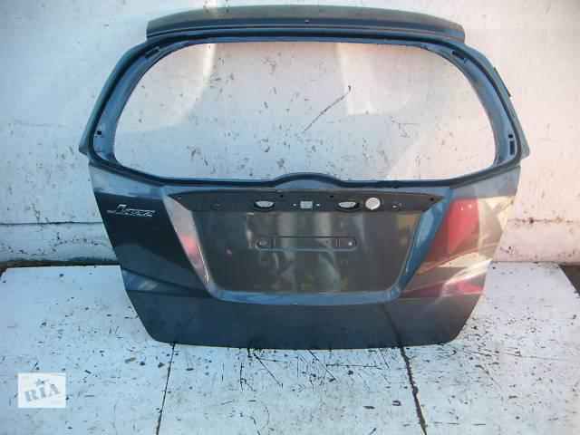 Б/у крышка багажника  Honda Jazz- объявление о продаже  в Киеве