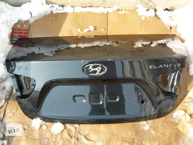 купить бу Б/у крышка багажника  Hyundai Elantra в Киеве