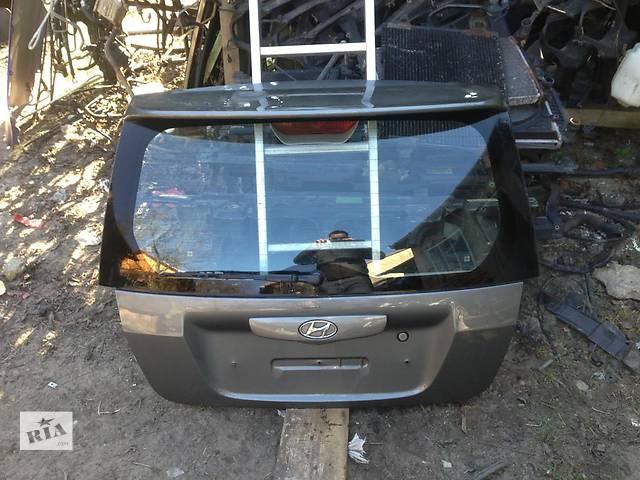 купить бу Б/у крышка багажника  Hyundai Getz в Киеве