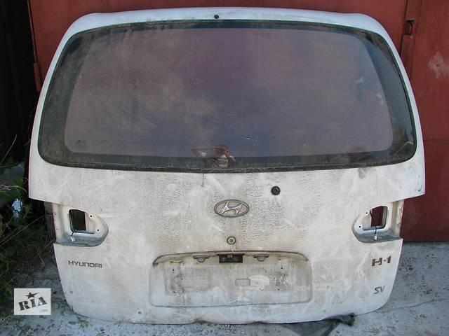 купить бу Б/у крышка багажника Hyundai H1 2004 в Броварах