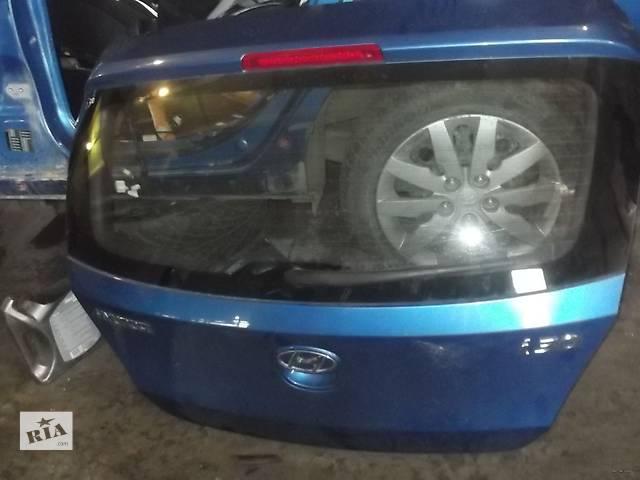 бу Б/у крышка багажника Hyundai i30 в Киеве