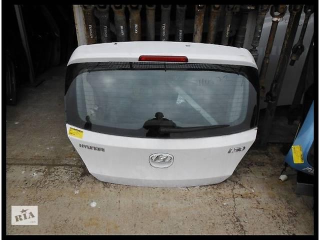Б/у крышка багажника Hyundai i30- объявление о продаже  в Киеве