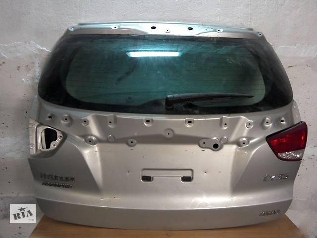 продам Б/у крышка багажника  Hyundai IX35 бу в Киеве