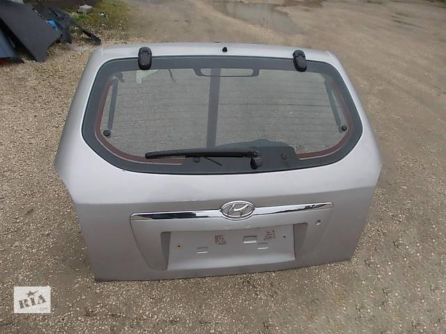 бу Б/у крышка багажника  Hyundai Tucson в Киеве