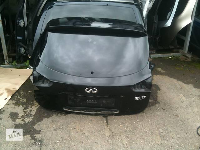 продам Б/у крышка багажника  Infiniti EX бу в Киеве