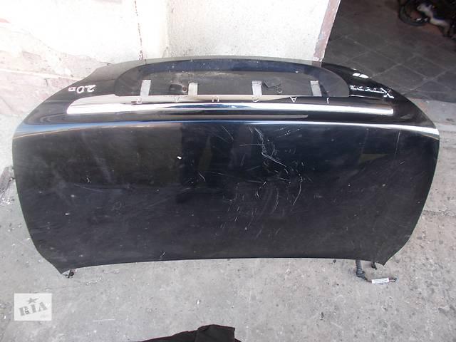 Б/у крышка багажника Jaguar X-Type- объявление о продаже  в Стрые