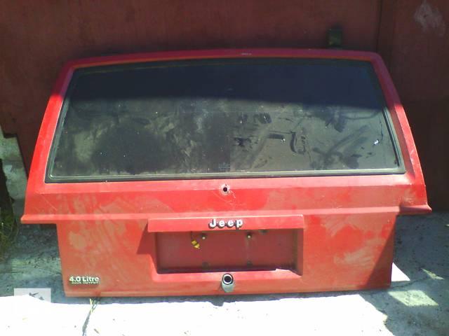 Б/у крышка багажника Jeep Cherokee 1991- объявление о продаже  в Броварах