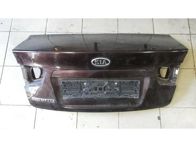 Б/у крышка багажника  Kia Cerato- объявление о продаже  в Киеве