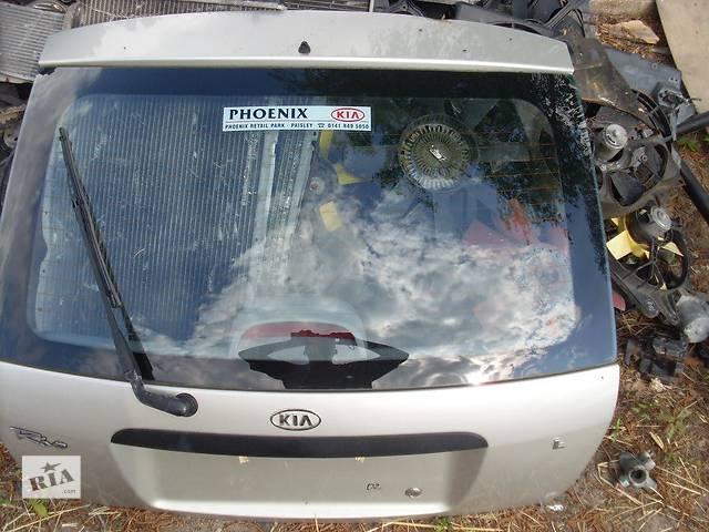 продам Б/у крышка багажника  Kia Rio бу в Киеве