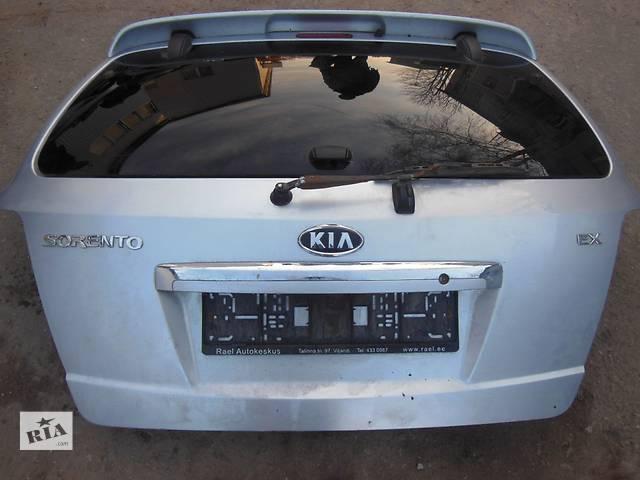 Б/у крышка багажника  Kia Sorento- объявление о продаже  в Киеве