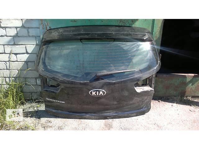 Б/у крышка багажника  Kia Sportage- объявление о продаже  в Киеве