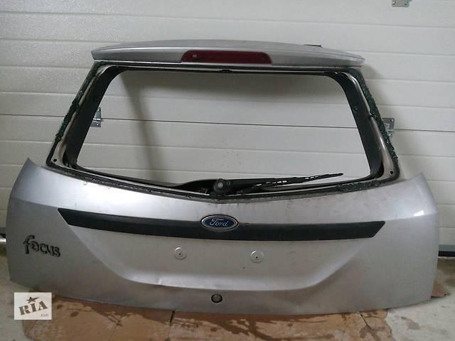 Б/у кришка багажника, кляпа, ляда для легкового авто Ford Focus- объявление о продаже  в Калуше