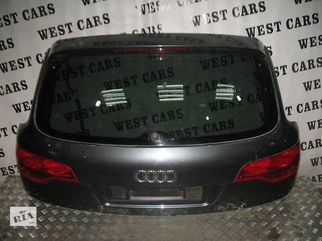 бу б/у  Крышка багажника Легковой Audi Q7 в Луцке