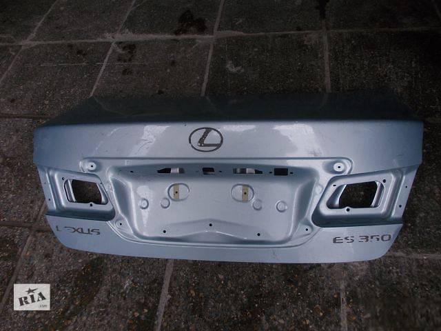 продам Б/у крышка багажника Lexus ES бу в Киеве