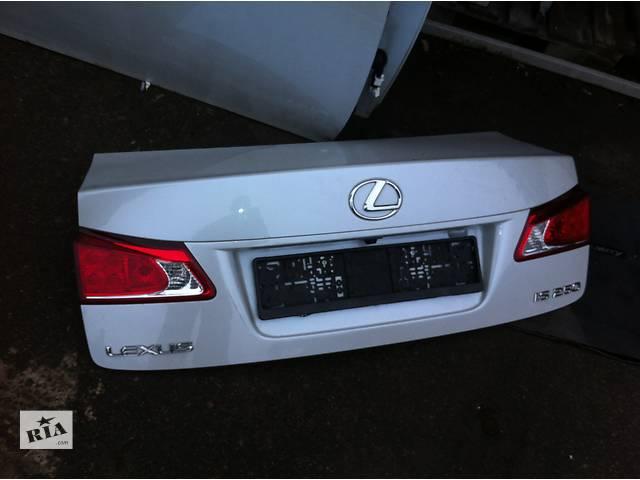 бу Б/у крышка багажника  Lexus IS в Киеве