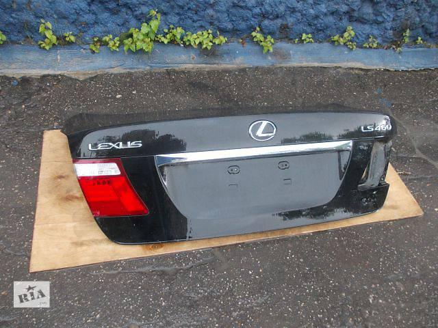 Б/у крышка багажника Lexus LS- объявление о продаже  в Киеве